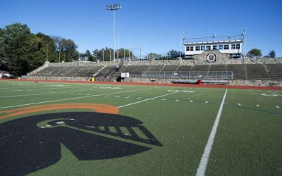 Renovation of Boyle Stadium