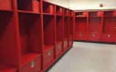 Cheshire High School Locker Room Renovation