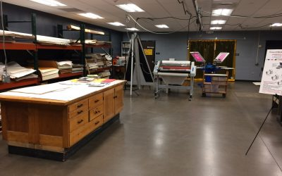 CCSU Copernicus Hall – Digital Printing and Graphics Technology Lab