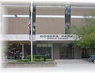 Rogers Park Middle School Danbury CT