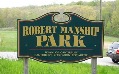 Renovations at Robert Manship Park