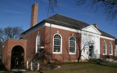 ADA Renovations to Whiton Memorial Branch Library