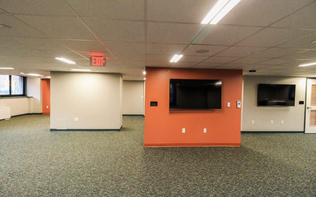 SCSU Schwartz Hall Lounge