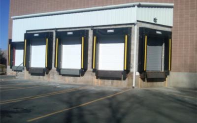 Pine Street Trading's Distribution Facility Loading Dock