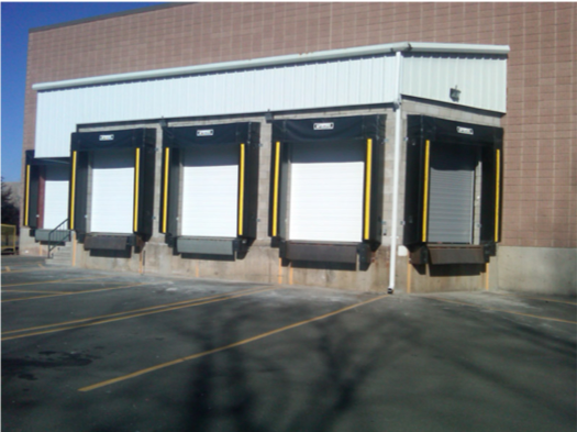 Pine Street Trading's Distribution Facility Loading Dock