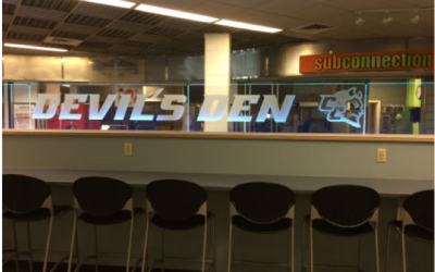 CCSU Devils Den Renovation in Student Center