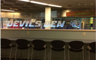 CCSU Devils Den Renovation in Student Center