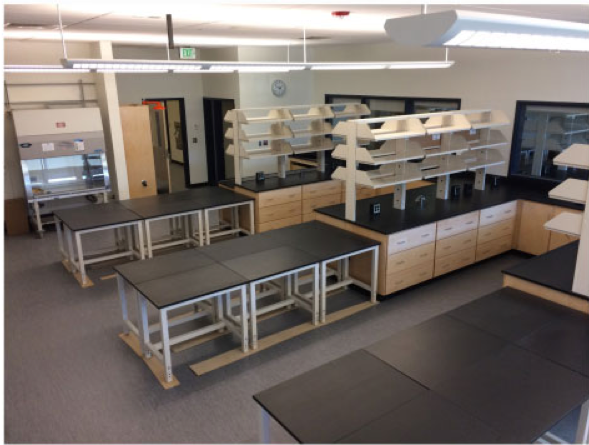 Norwich Technical HS – Biotechnical Lab