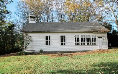 Eagleville Schoolhouse Renovation & Addition