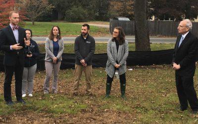 Work officially begins on community arts school in Mansfield